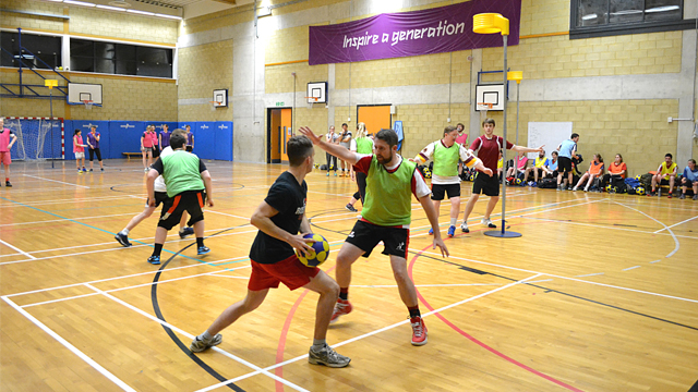 What is korfball